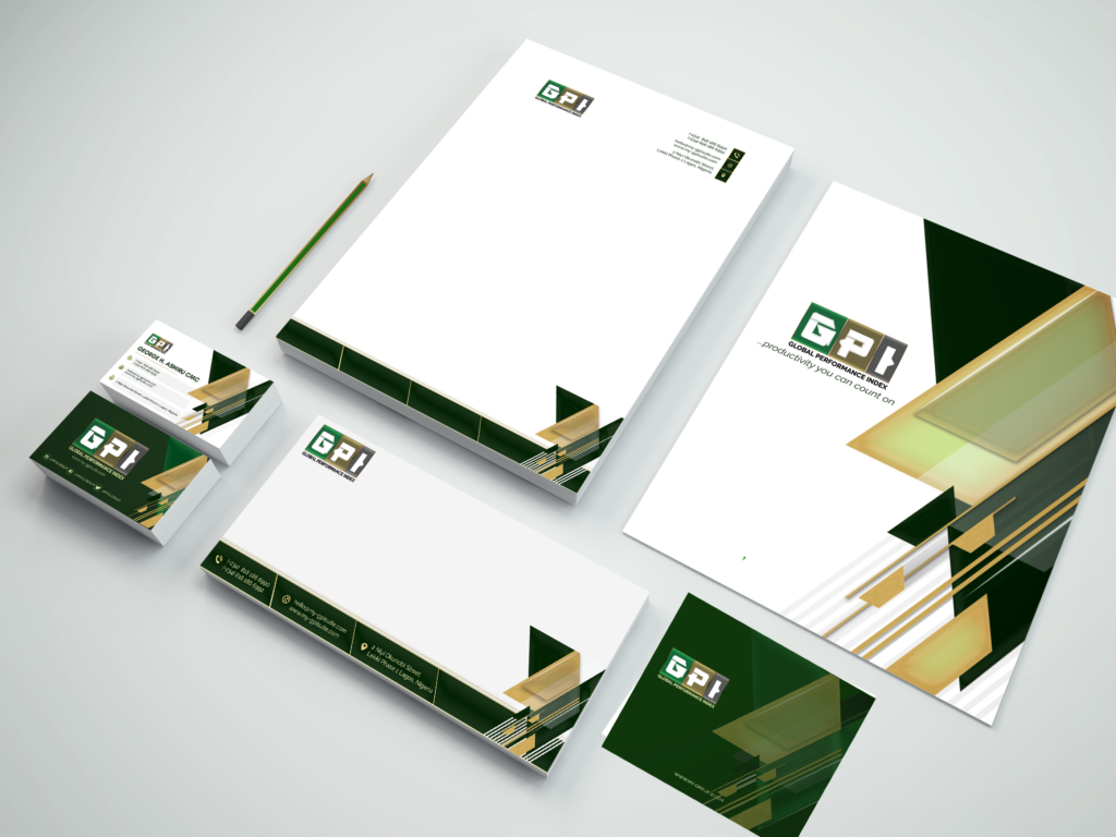 Branding-Stationery Mockup Design 1