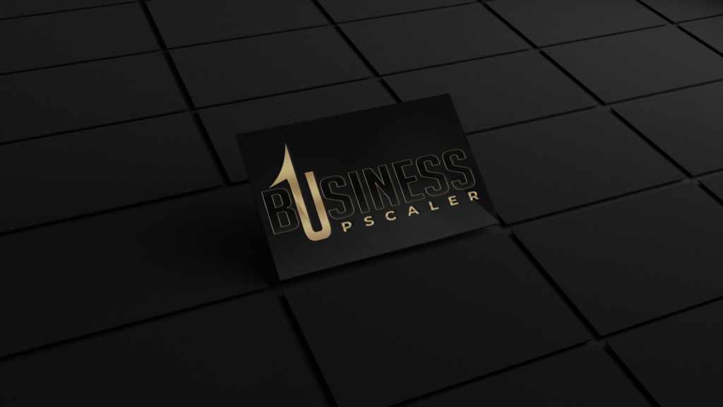 Business Upscaler Logo