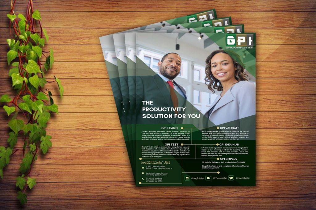 GPI Flyer Design