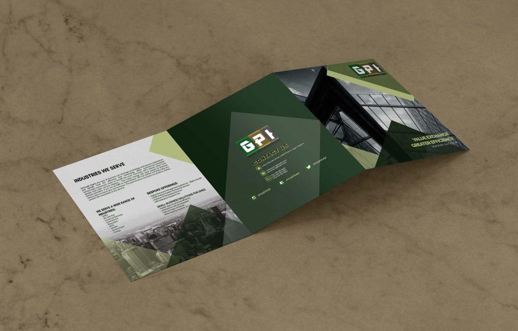 GPI Front Brochure