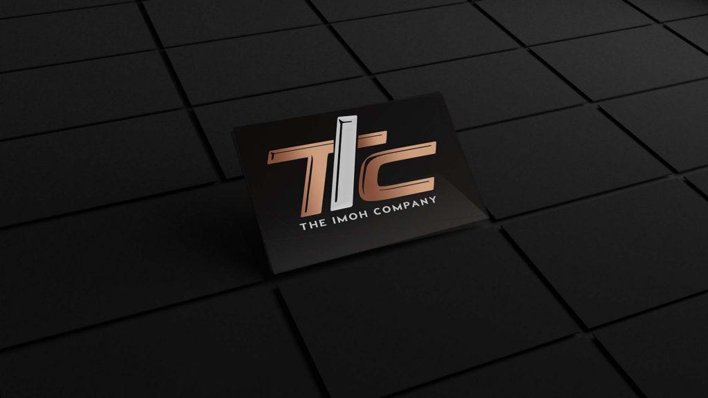 TIC logo design
