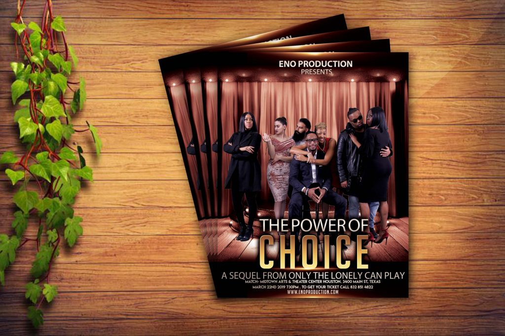 power of choice flyer